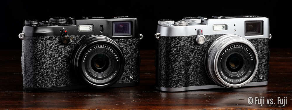 how to check firmware fuji x100t