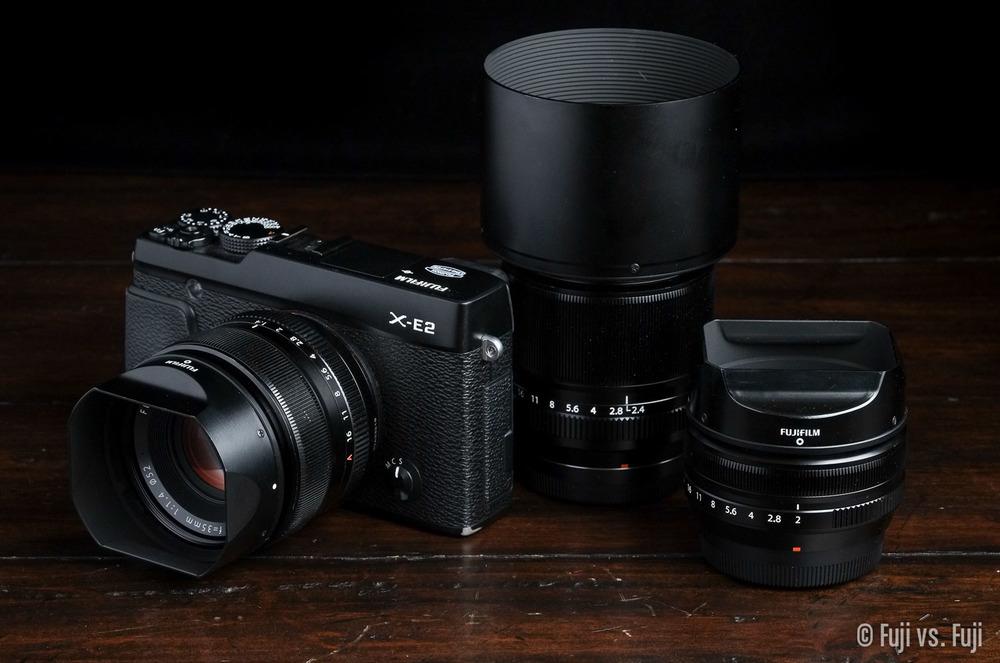 Fuji Fujifilm X-E2 18mm f/2 35mm f/1.4 60mm f/2.4 Macro.jpg