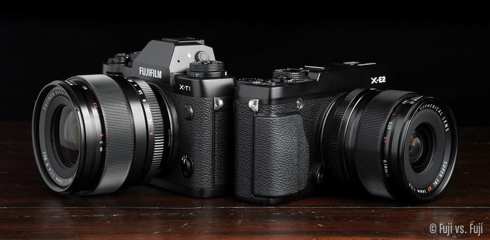 Fuji Fujifilm X-T1 X-E2 23mm f/1.4 14mm f/2.8.jpg