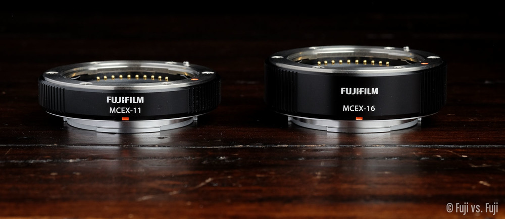 Fuji Fujifilm MCEX-11 MCEX-16 Extension Tubes.jpg
