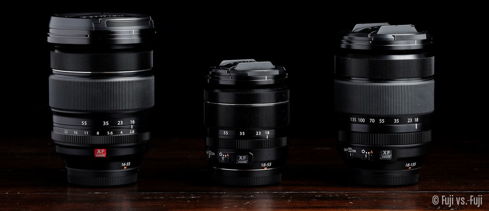 Fujifilm Fujinon XF 18-55 mm f/2.8-4 OIS review - Build ...