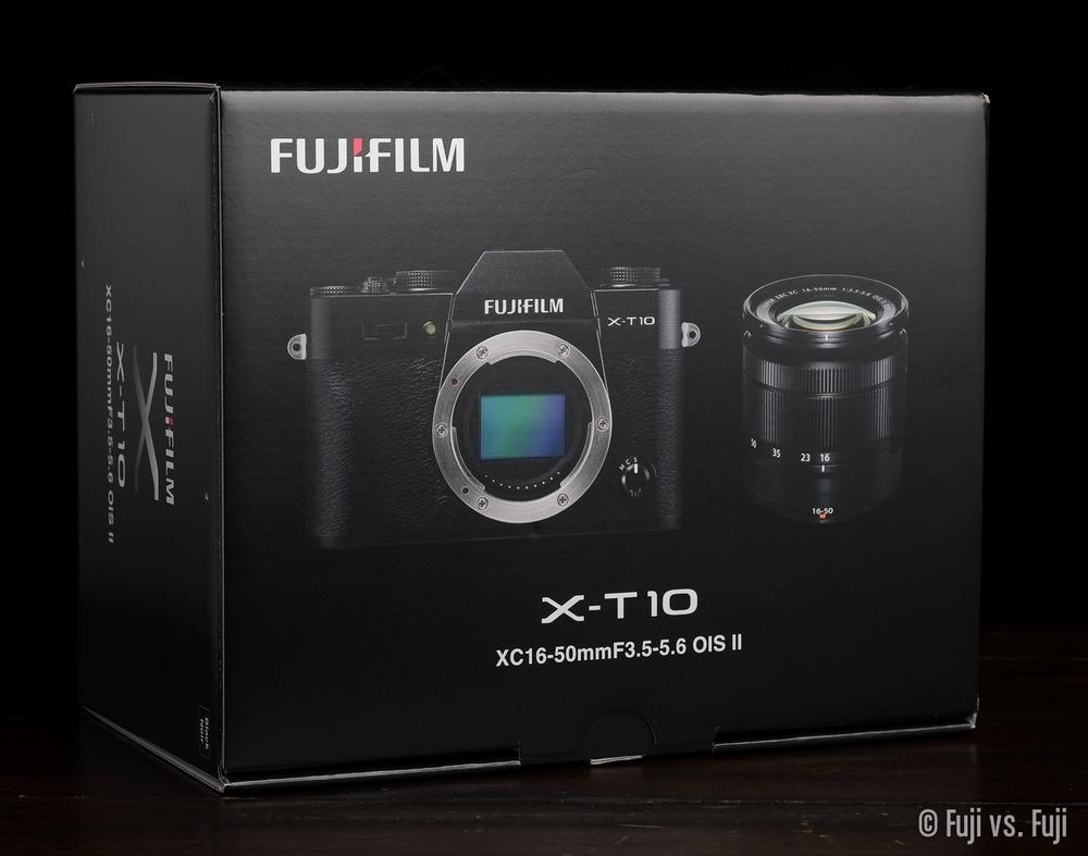 Fuji X T10 Fuji Vs Fuji
