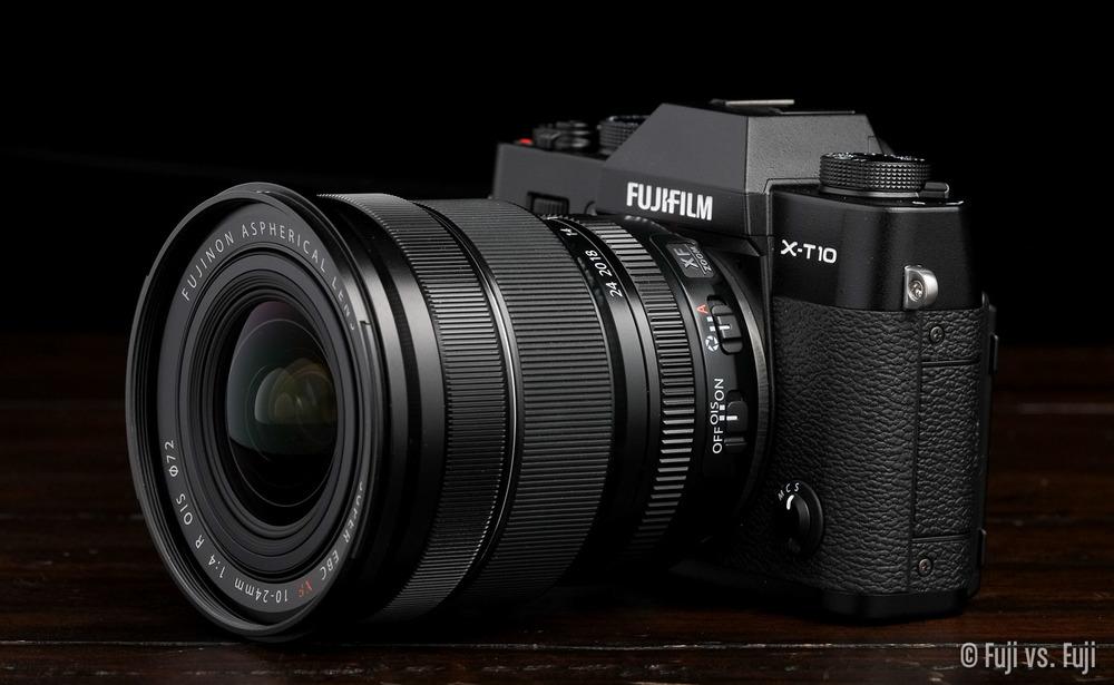 Fuji X-T10 + XF 10-24mm f/4