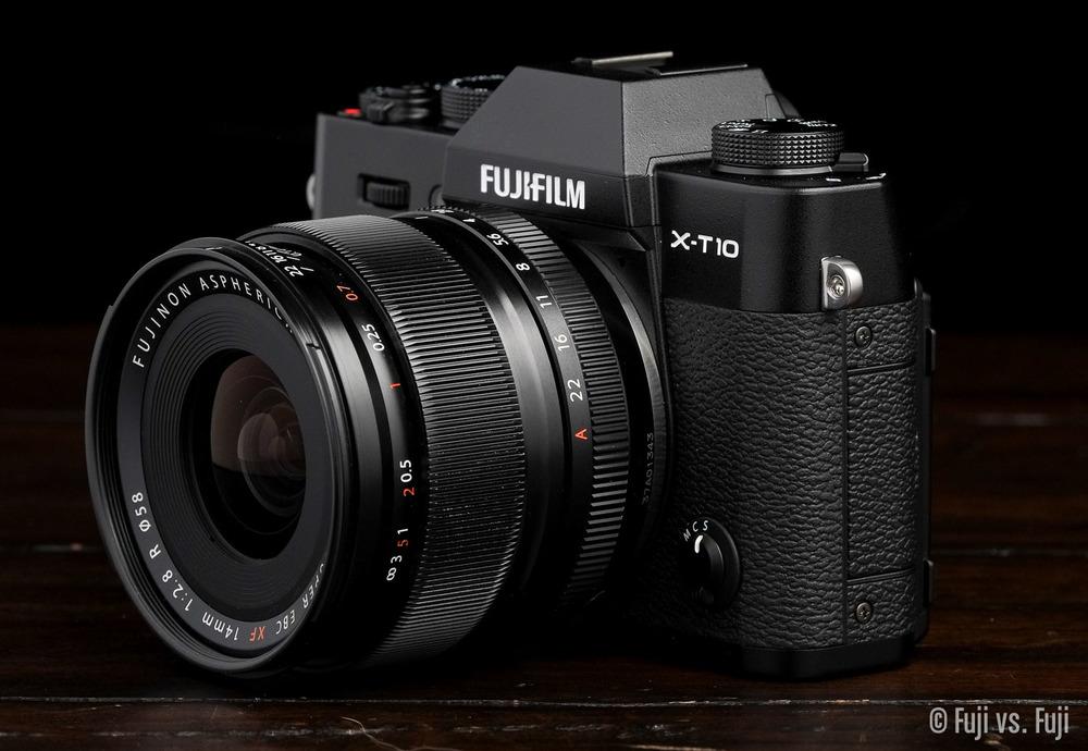 Fuji X-T10 + XF 14mm f/2.8