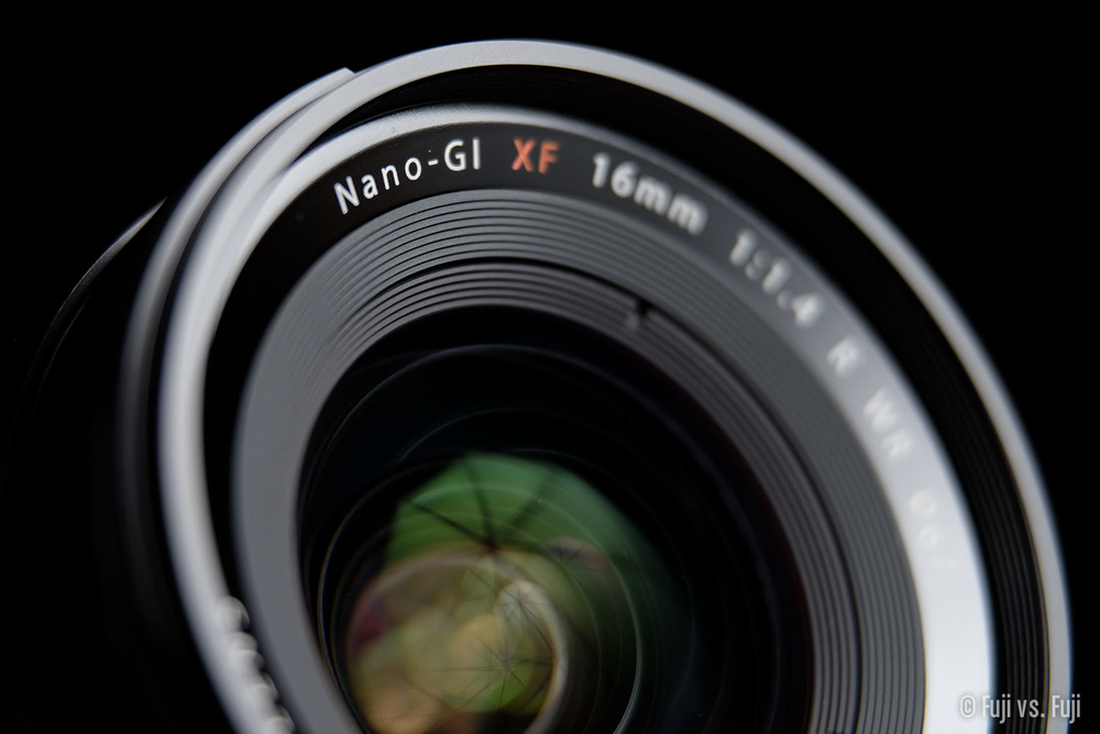 Fuji's Nano-GI coating. Will it make the XF 16mm f/1.4 flare-free? Read on to find out
