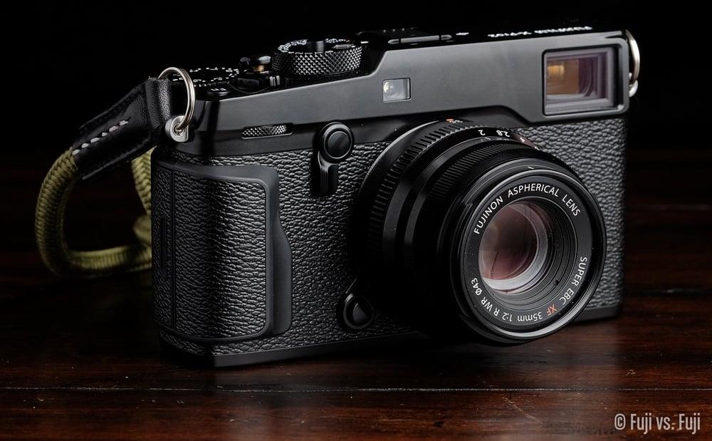 Fujifilm Fuji X-Pro2 Review — Fuji vs. Fuji