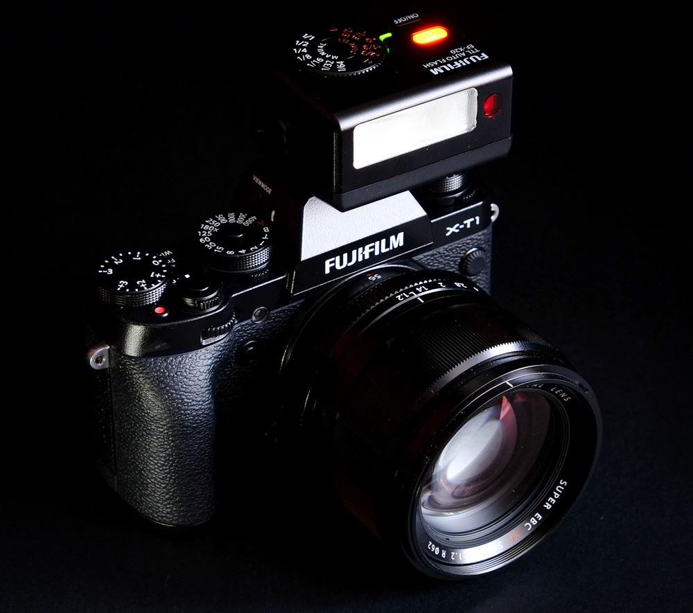 Fuji X T1 Review Vs Fujifilm T100 Body Xf35mm F2 Black Kamera Mirrorless This Is A Detailed Of The