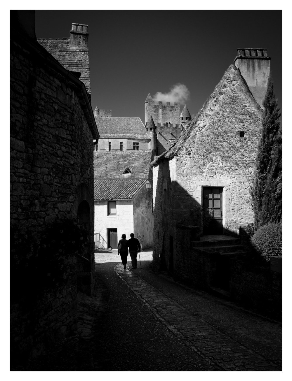 And who says you can't do street photography in small villages?