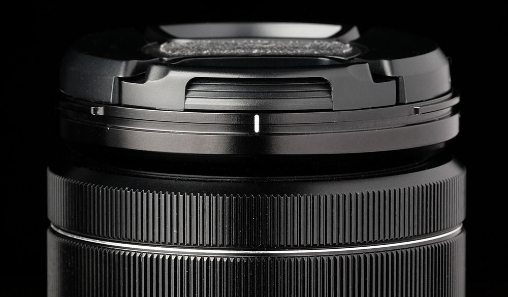 A Superior Nikon Lens Cap. Thankfully Fuji's new caps are even better than Nikon's