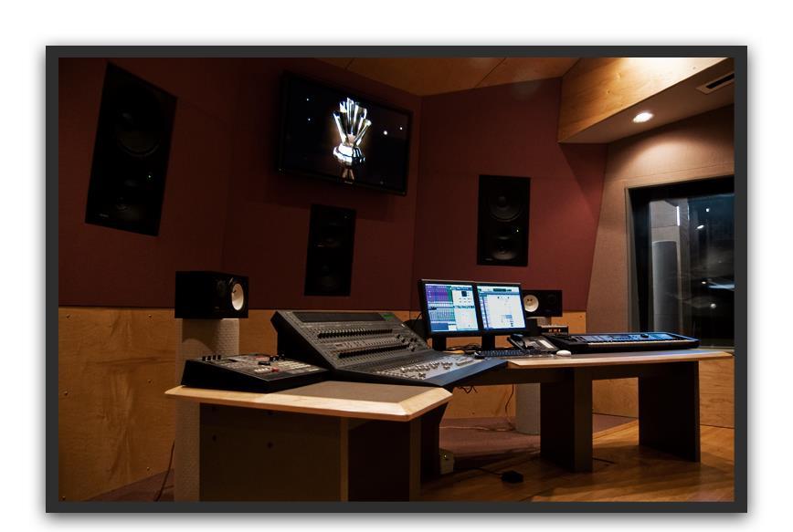 Audio Studio B