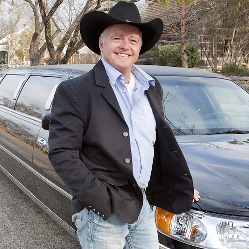Randy Booher, owner Fredericksburg Limo and Wine Tours LLC