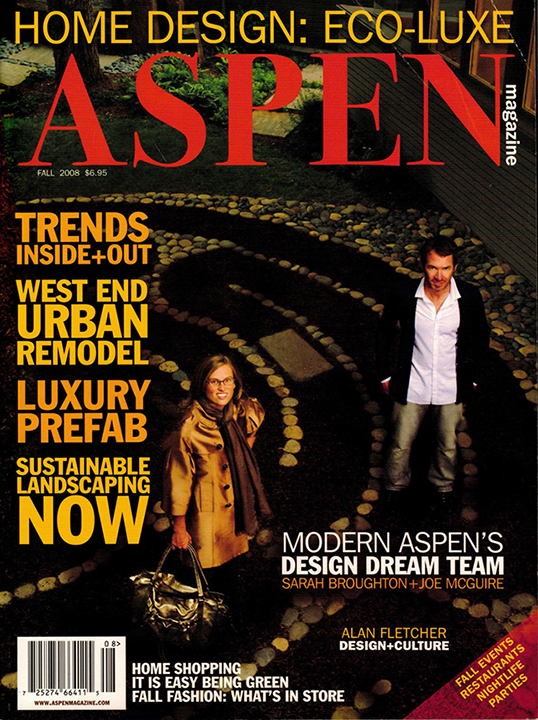 aspen magazine fall 2008