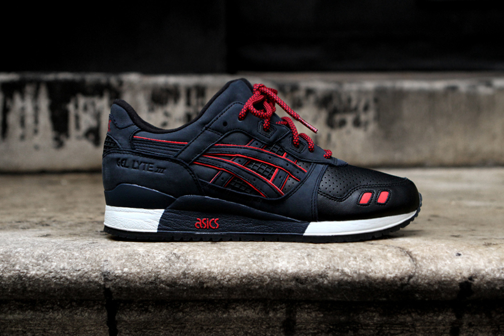 "Ronnie Fieg x ASICS ""Total Eclipse/Leather Toes"""