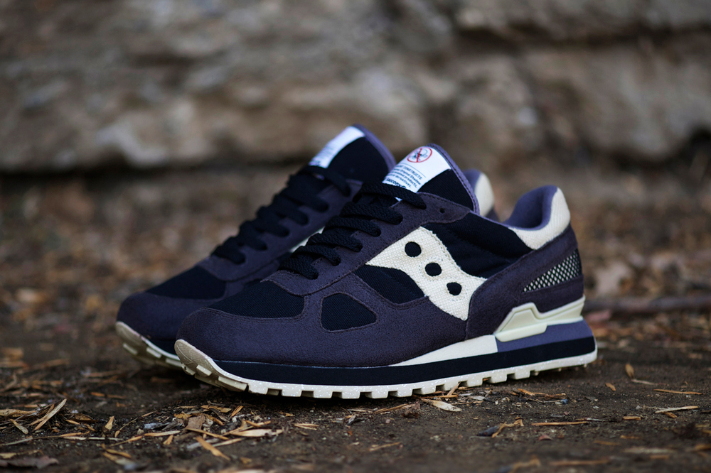 "BAIT x Saucony ""CruelWorld"" Vegan Shadow Original"