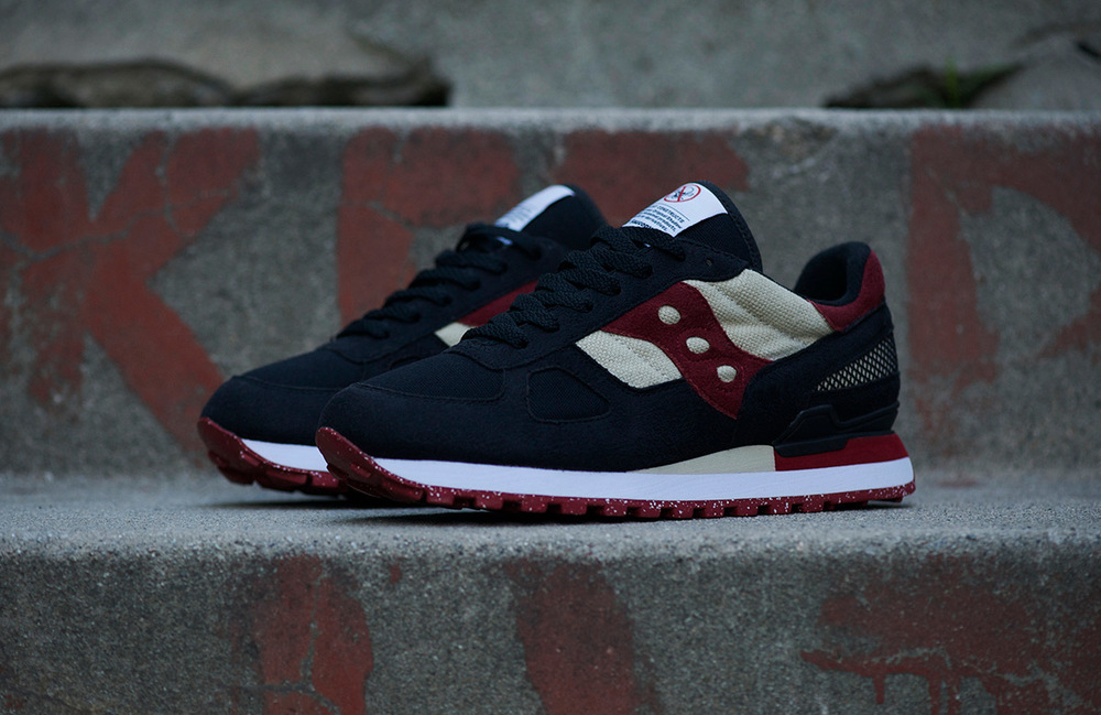 "BAIX x Saucony Shadow Original ""Cruel World 2""."