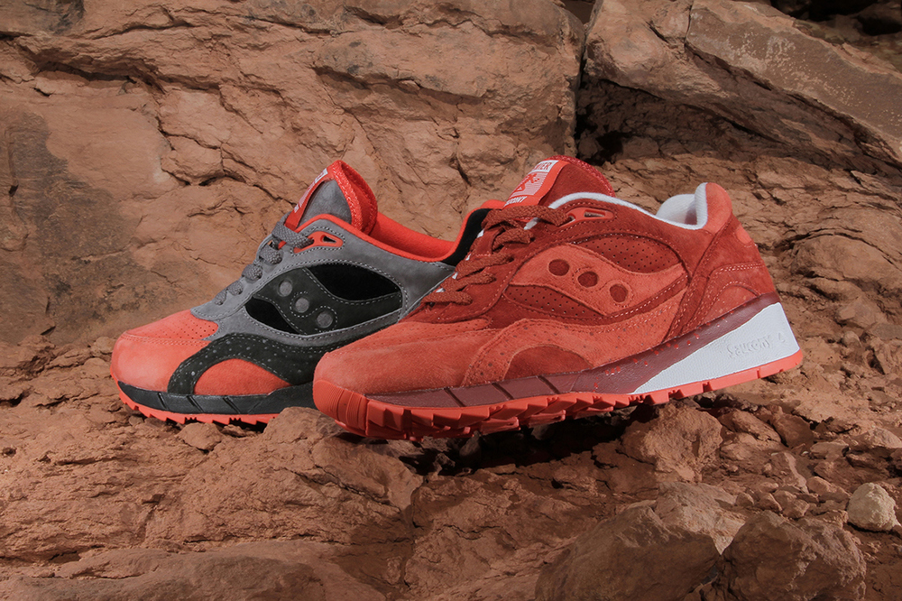 "Premier x Saucony Shadow 6000 ""Life on Mars""."