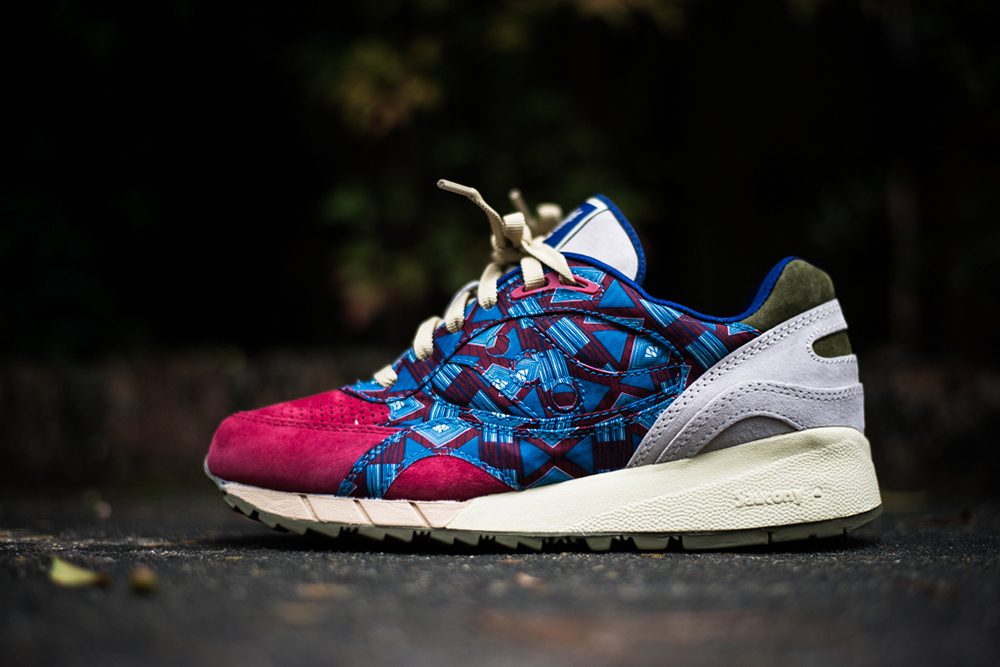 Bodega x Saucony Elite Shadow 6000.