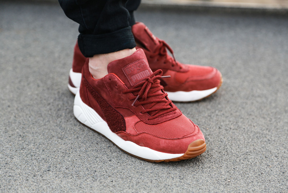 cf2c238f1d Brooklyn We Go Hard has once again teamed up with Puma for this incredible  collection. The collection includes both the XS850 and XS698 silhouettes in  ...