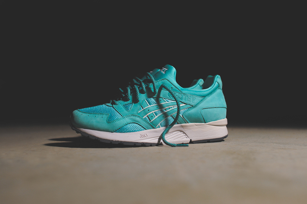 "Ronnie fieg x Asics Gel Lyte v ""Mint Leaf"""
