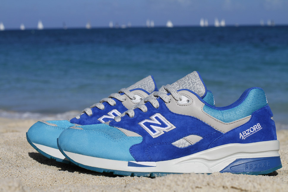 "Nice Kicks x New Balance CM 1600 ""Grand Anse"""
