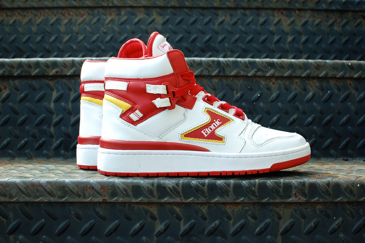 The Etonic Lifestyle collection honors the brands heritage by reuniting  with Hakeem Olajuwon and are re-releasing his rookie shoe. Hakeem s Dream  Hall of ... 9dc748b9e