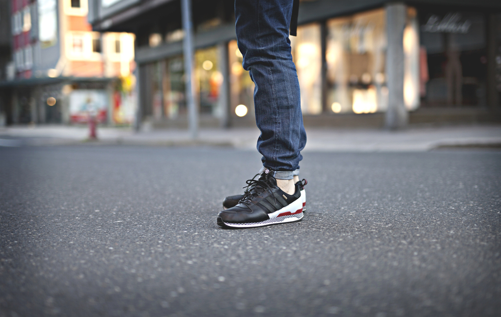 best sneakers 21499 bd700 Adidas ZX 500 Consortium x Kazuki Goretex