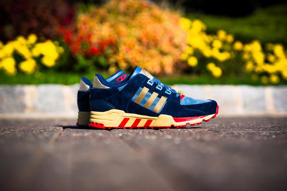 "Packer Shoes x Adidas EQT ""Sl 80"""
