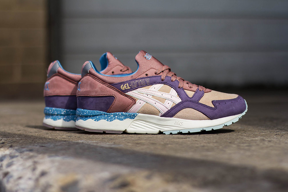 "Offspring x Asics Gel Lyte V ""Desert"""