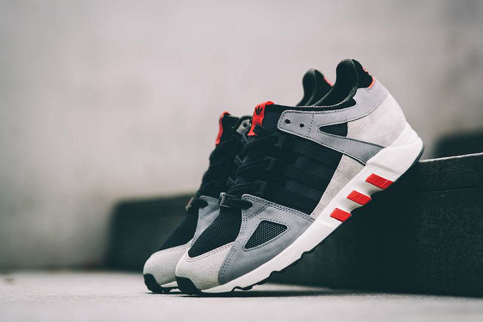 "Solebox x Adidas EQT ""Berlin Flag"""
