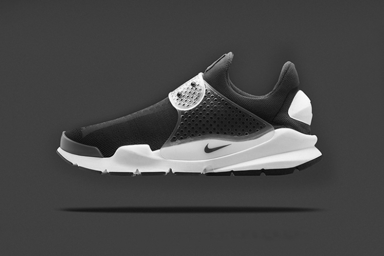 size 40 a87ee 42ab4 His latest is the Fragment Design x Nike Sock Dart. This collection was  released today at Nike.com and sold out instantly. If you are lucky, you  might find ...
