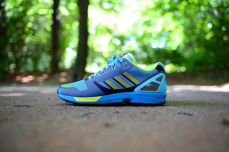 "Adidas ZX Flux ""Aqua"" OG"