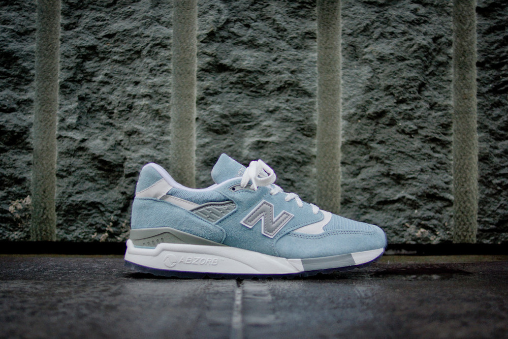 "New Balance M998  ""Pool Blue"""