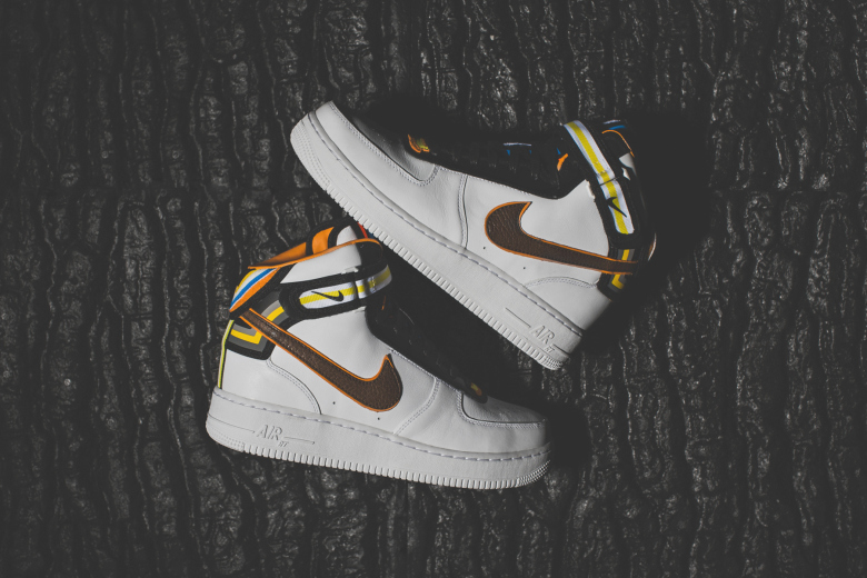 Nike x Riccardo Tisci Air Force 1