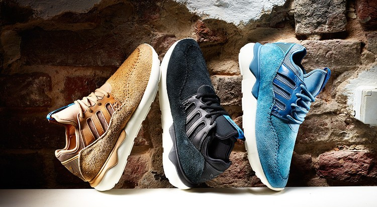 Adidas Tubular Moc Runner Suede Collection