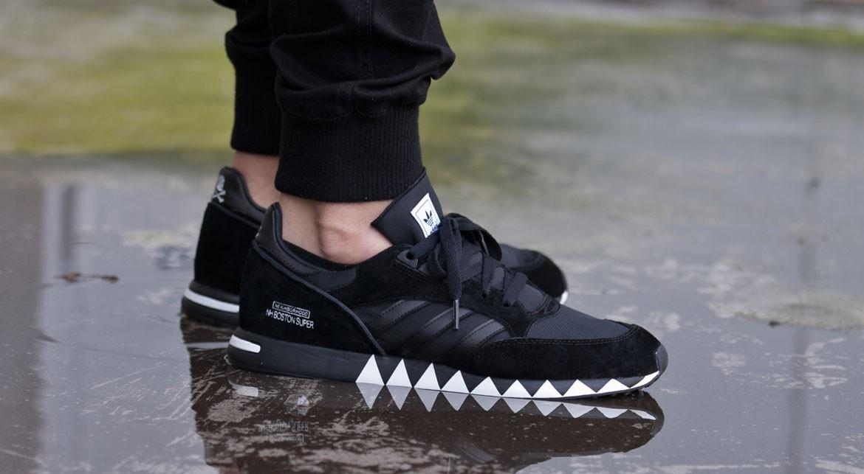 dd1a4804e Adidas x Neighbourhood Boston Super   ZX500 OG. — Oslo Sneaker Fest