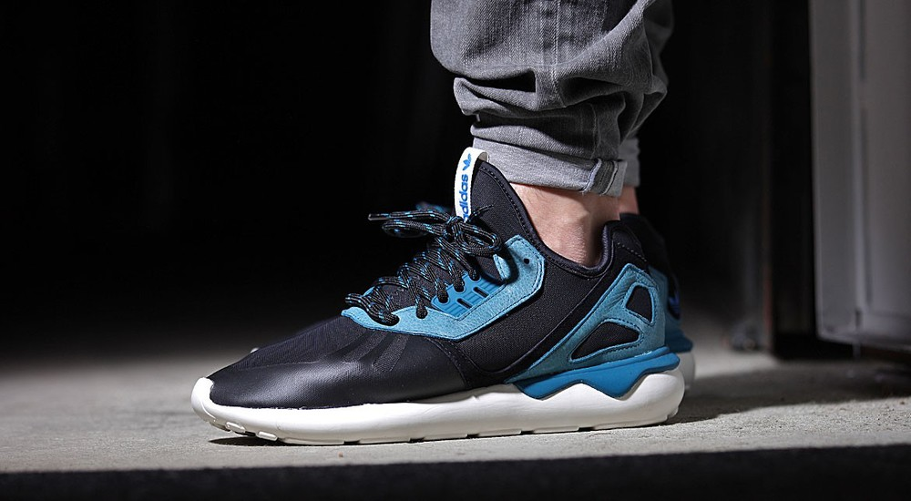 Another Look At The adidas Originals Tubular Runner 'Black / White