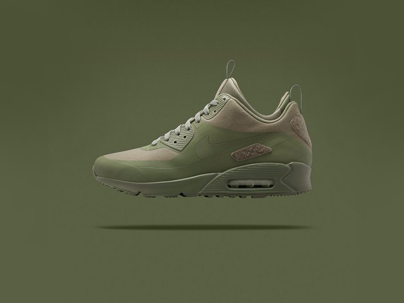 Nike Niveau Zéro Air Max 90 Pack De Patch Sneakerboot vente acheter WkxVaf