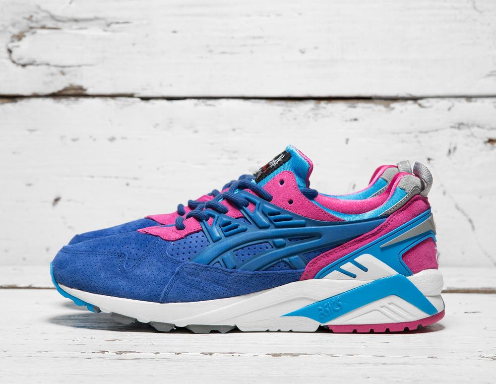 Asics x Footpatrol Gel Kayano Trainer 'Storm'