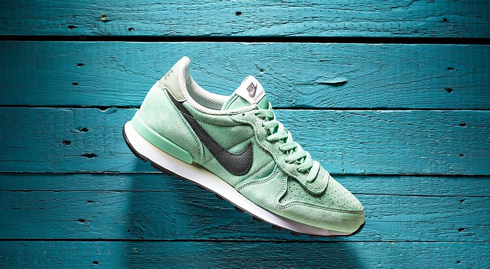 "Nike Internationalist Leather ""Enamel Green"""
