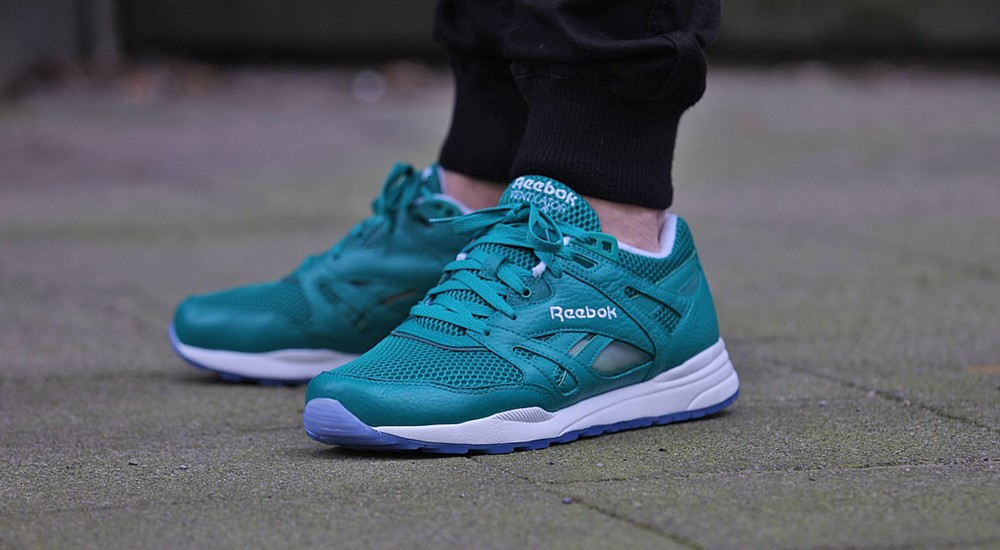 "Reebok Ventilator Ice ""Emerald Haze"""
