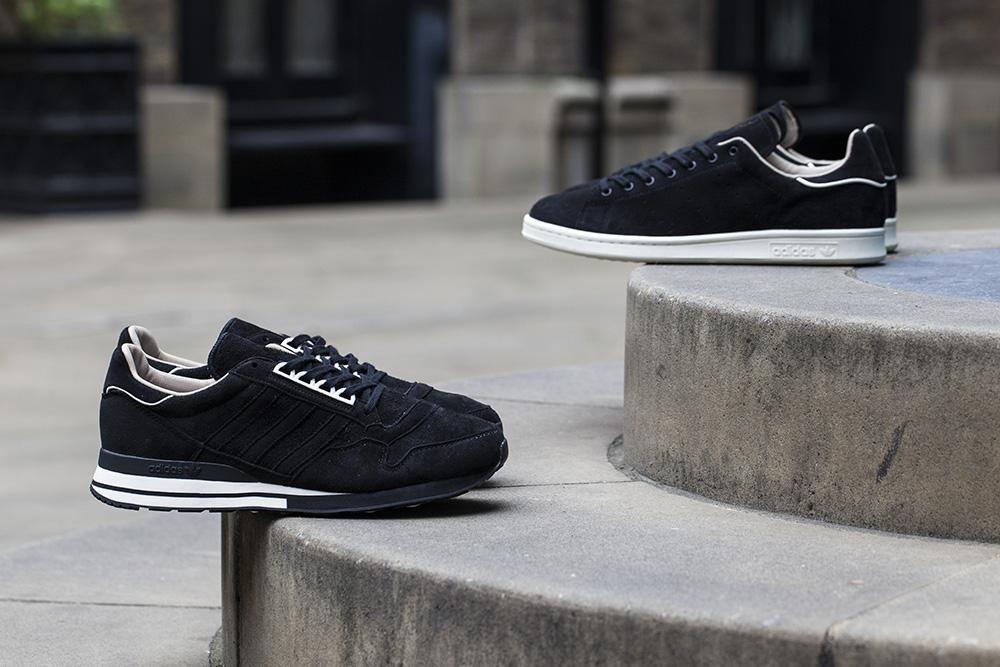 adidas originals made in germany black pack oslo sneaker fest. Black Bedroom Furniture Sets. Home Design Ideas