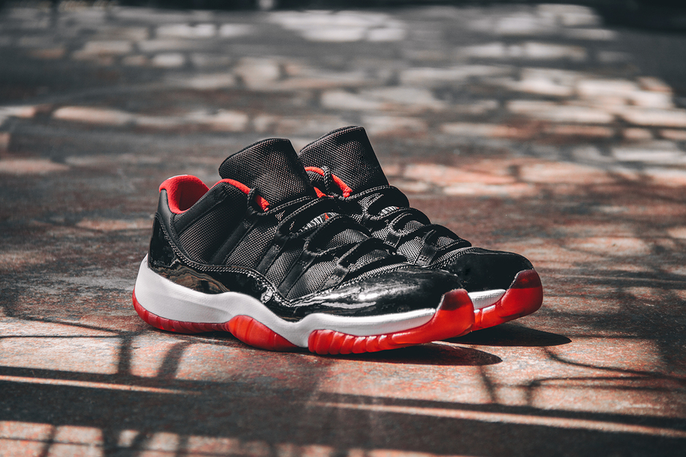 "Air Jordan 11 Retro Low ""True Red"""