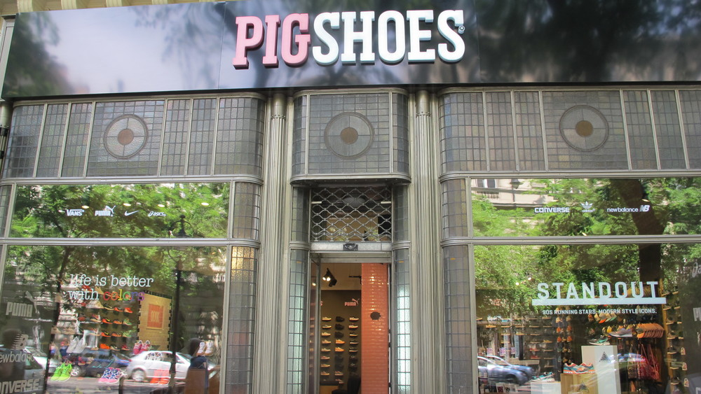 Pig Shoes and Rap City are shops you definitely need to drop by when you  are in Budapest. ba5378fb62