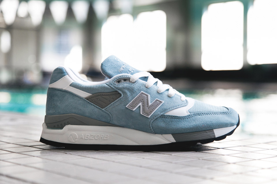 "NB 998LL ""Pool Blue"""