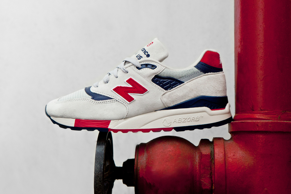 "J.Crew x New balance ""Independence day"""