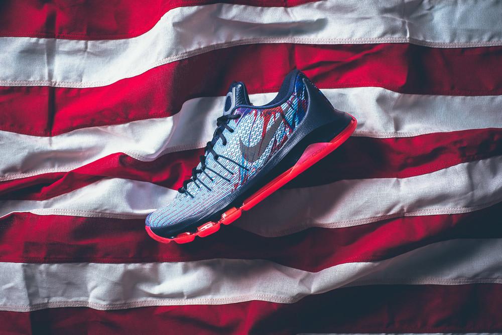 Nike KD VIII - 'USA'