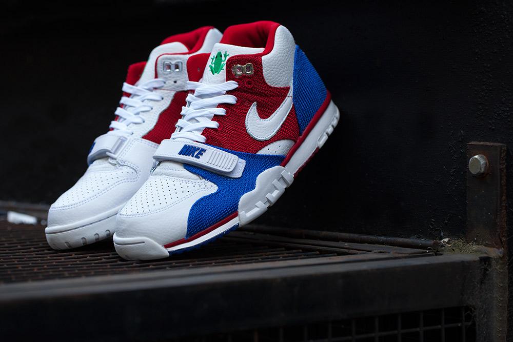 sports shoes 9d5c6 1e25f Nike Air Trainer 1 Mid PRM QS