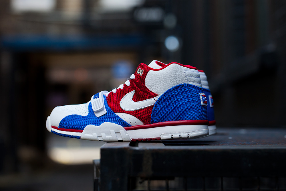 "tom tom france - Nike Air Trainer 1 Mid PRM QS ""Puerto Rico"". �� Oslo Sneaker Fest"