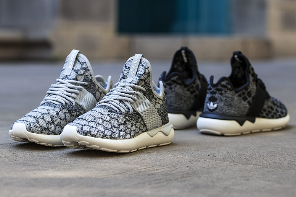 low priced f4776 fe9f2 Adidas Originals Tubular Runner Primeknit  Snake  Pack. — Oslo Sneaker Fest
