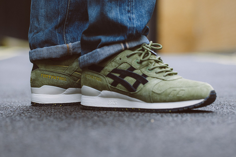 A Closer Look At The Asics Gel Lyte 3